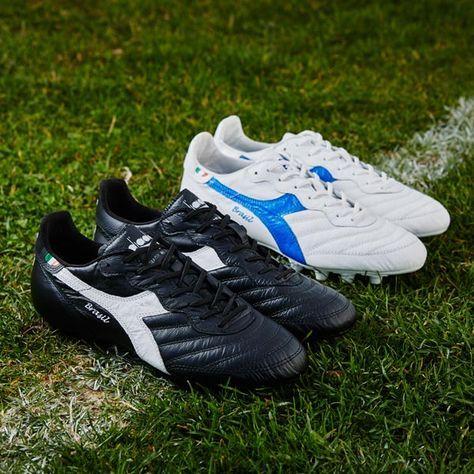Diadora Brasil Italy OG Blackout | Zapatos de fútbol