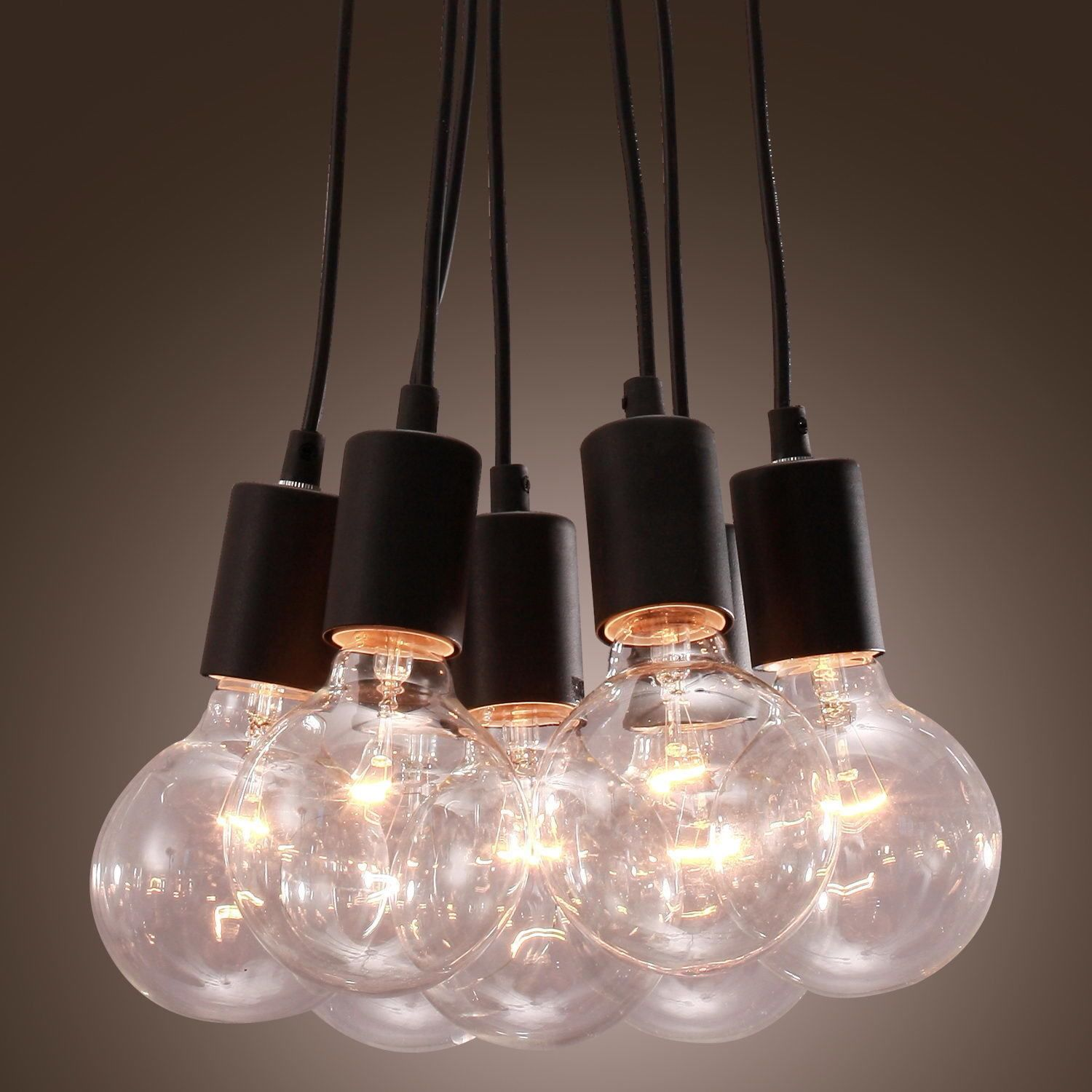 LightInTheBox Classic Pendant Light With 7 Lights Vintage Ceiling Fixture Chandeliers For Living Room