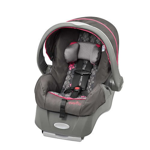 Evenflo Embrace 35 Infant Car Seat Read Reviews Baby Car Seats