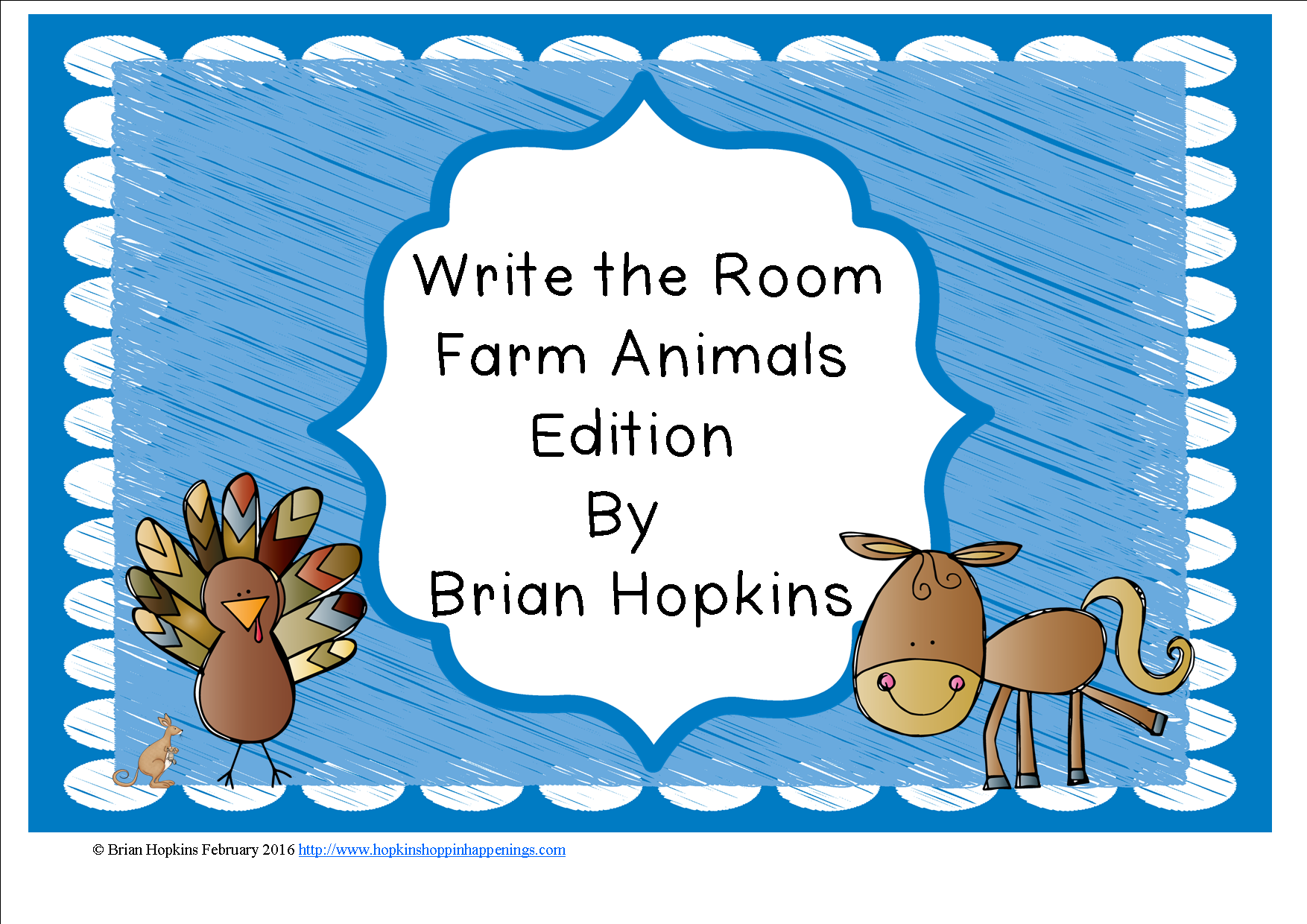 Write The Room Farm Animals Beginning Sounds With Images