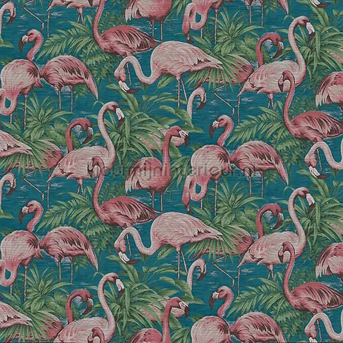 Flamingo behang 31541 uit de collectie Avalon van Arte koop je bij kleurmijninterieur