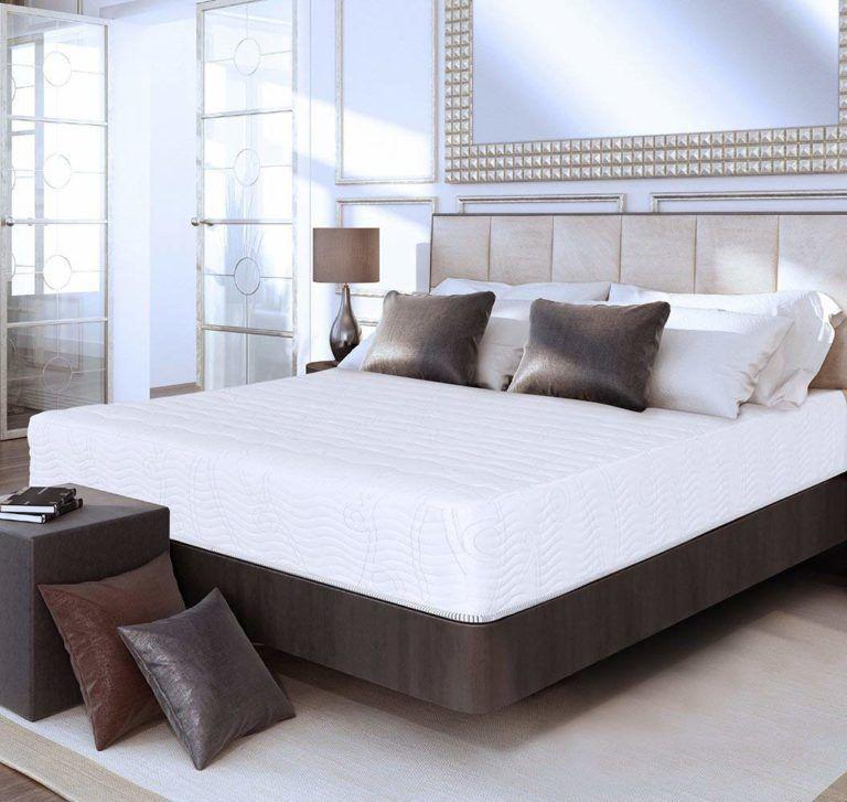 Olee Sleep Cool Gel Infused Memory Foam Mattress Review Queen