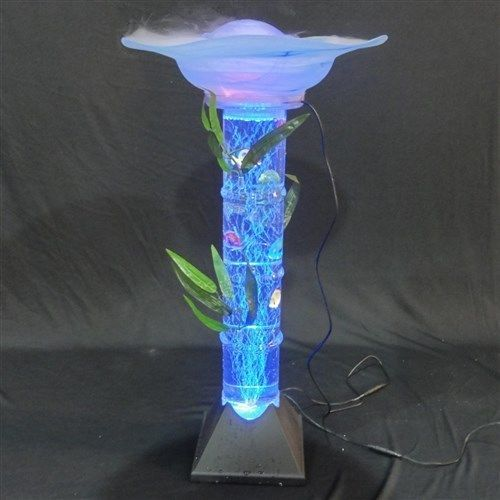 fish multimode mist maker water humidifier fountain lamp | the o, Reel Combo