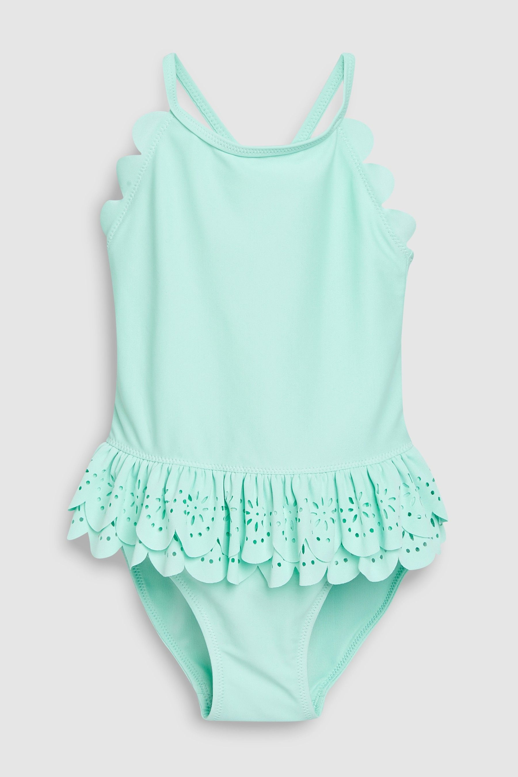 H2O Frilly Flower Girls and Babies Swimsuit