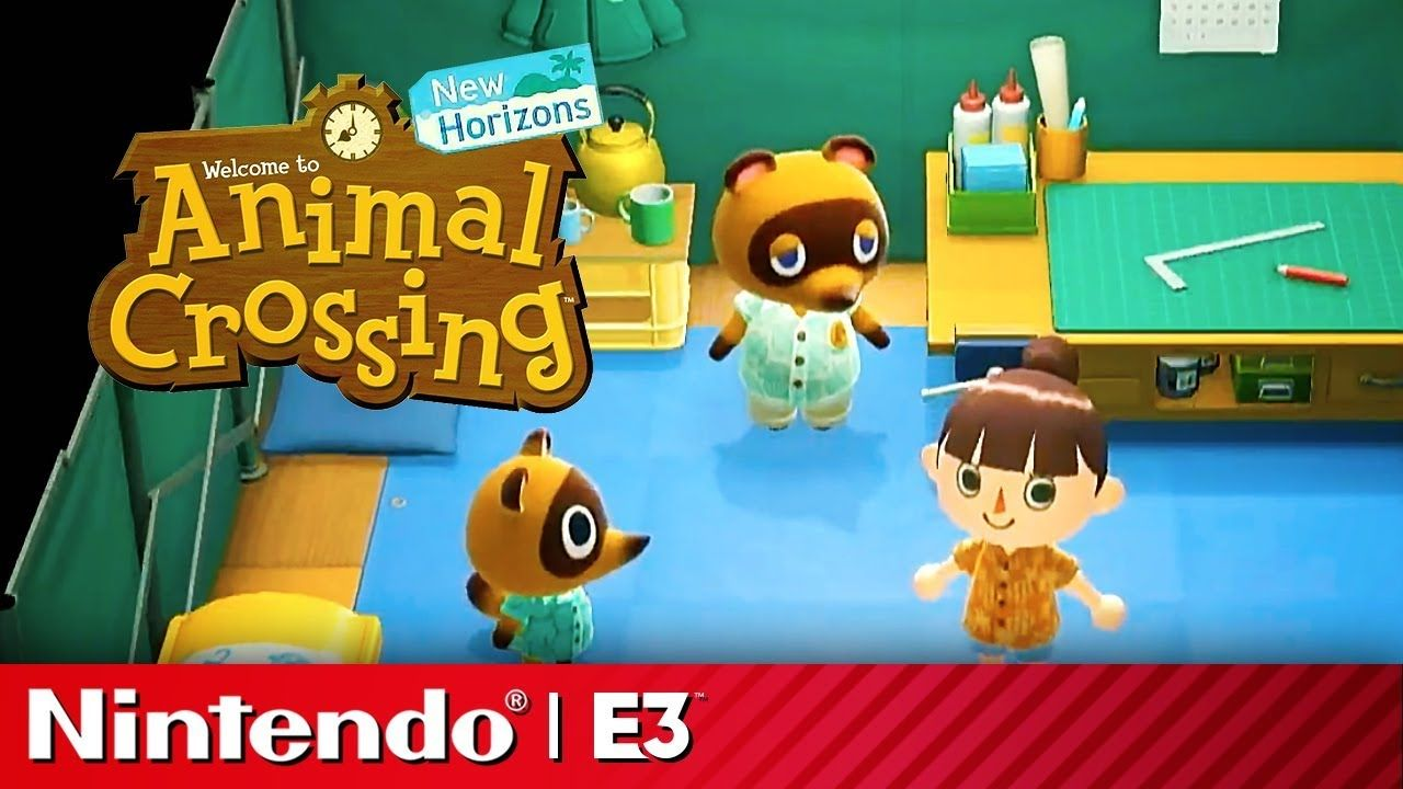 24 Minutes Of Animal Crossing New Horizons Gameplay
