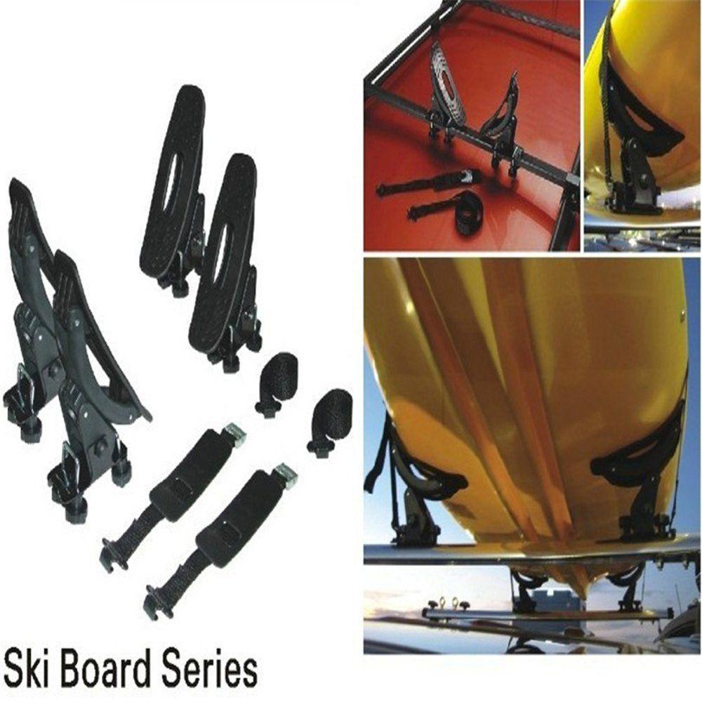 Canoeing Chebay Kayak Carrier Roof Rack Canoe Boat Surf