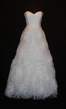 Monique Lhuillier Bl1206 Wedding Dress Sample Size 10 1 695 Dresses Wedding Dresses Atlanta Boutiques