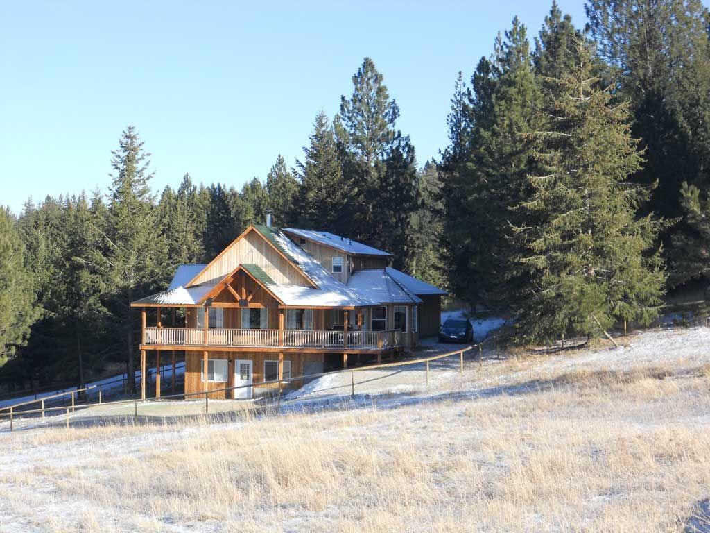 Grangeville Idaho National Forest