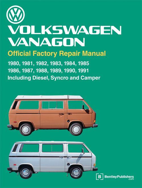 bentley repair manual vw t3 pinterest volkswagen vw and vw bus rh pinterest com Bentley Motor Car Company bentley vw manuals download