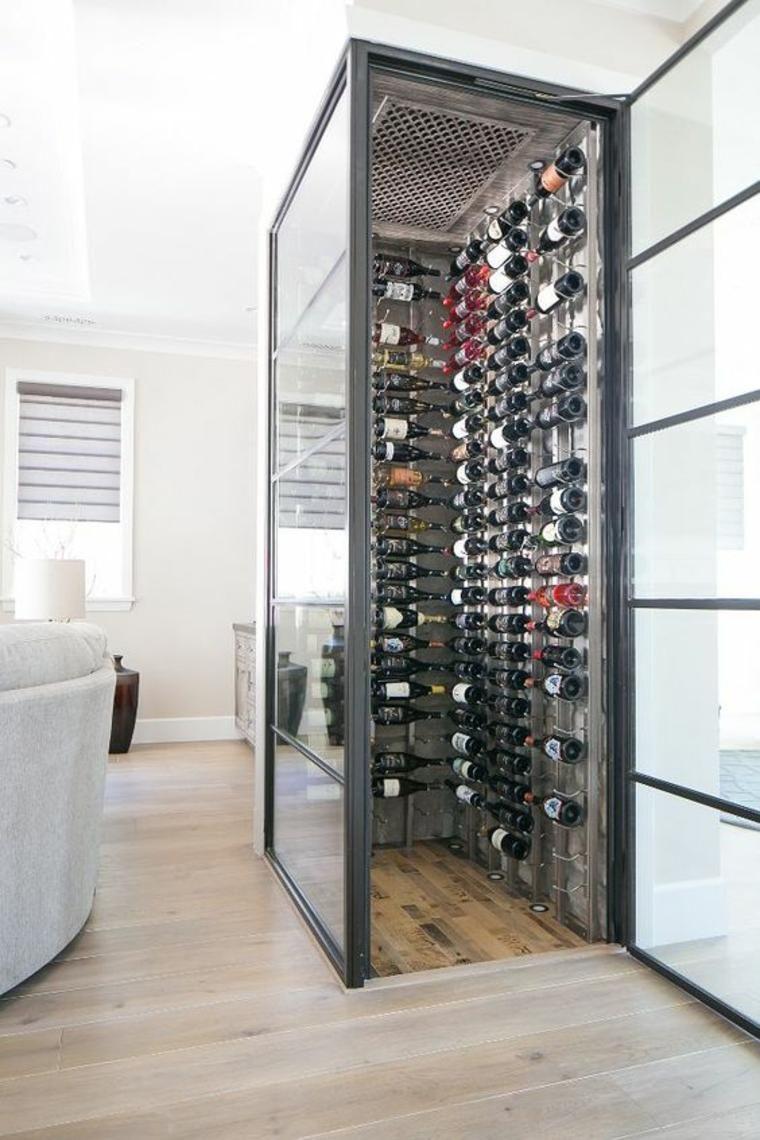 Verglaste Räume - entdecken Sie den neuen Trend für Interieurs ...