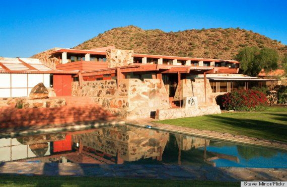 PHOTOS: The Houses Famous Architects Called Home | Famous ...