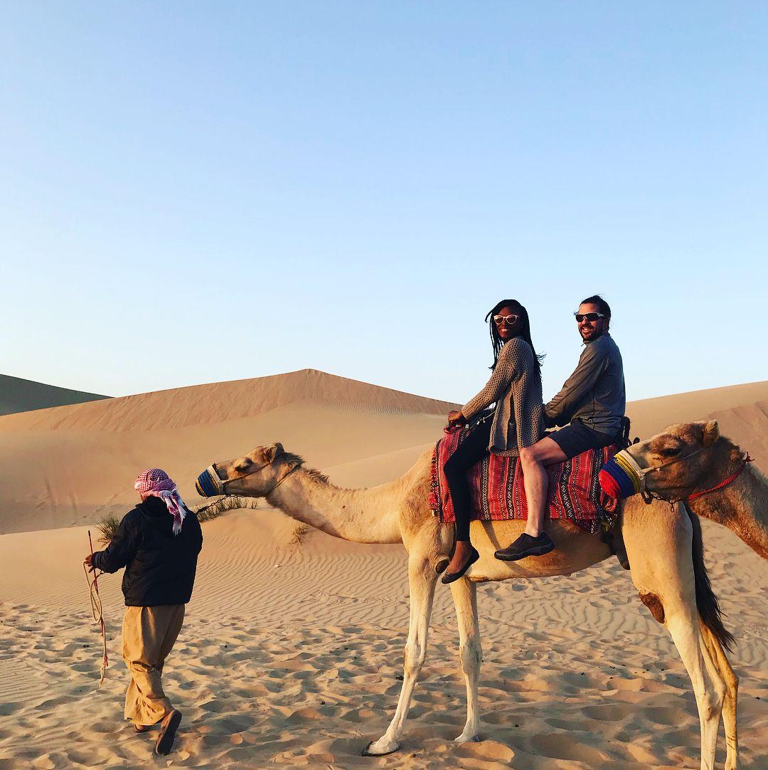 Image result for Dhabi couple desert