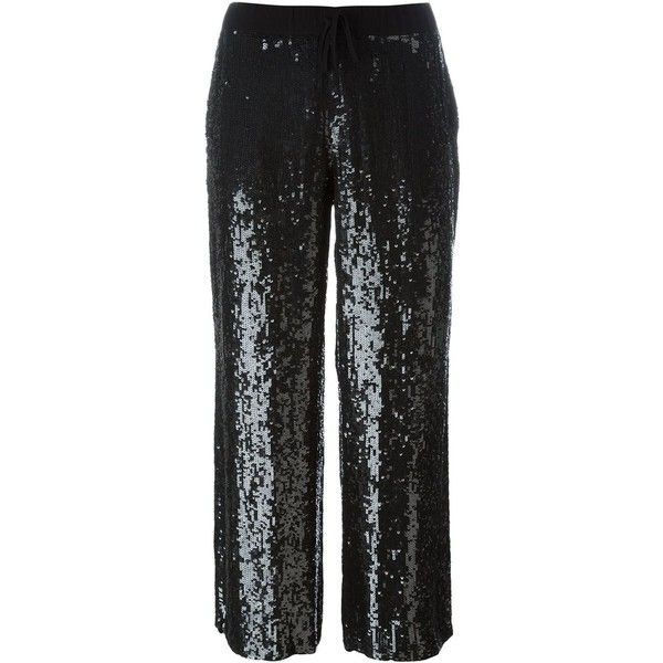 sequin embellished trousers - Grey P.A.R.O.S.H. GWjFajFT6V