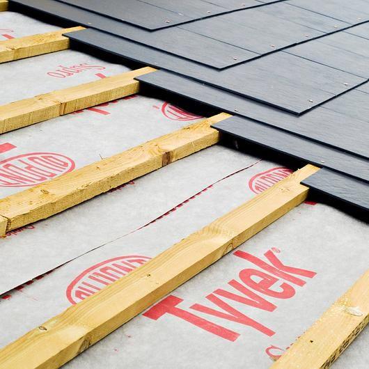 Membranas Hidrofugas Tyvek Homewrap Stuccowrap Roofing Felt Roofing Roof Detail
