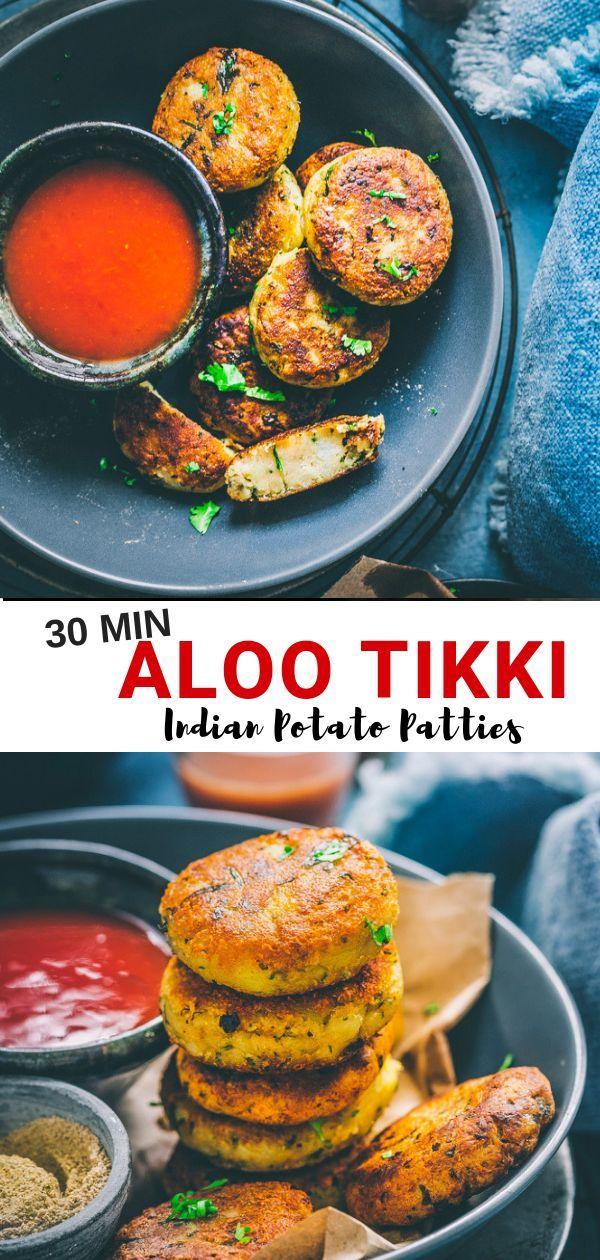 How to make aloo tikki? #indianfood
