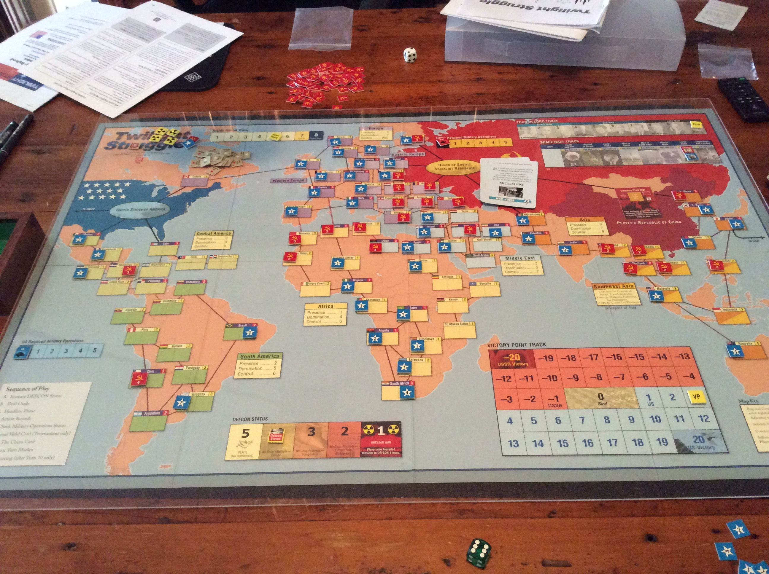 20 board games since the USSR. All Soviet children dreamed of them