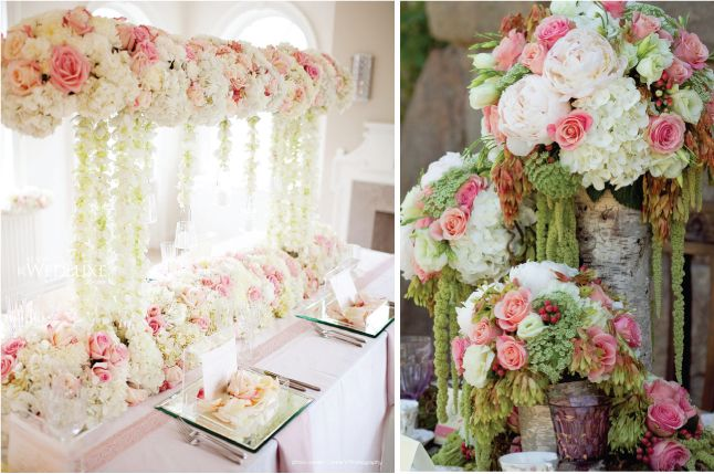 Wedding Centerpieces | Centerpieces, Wedding centerpieces and Rose ...