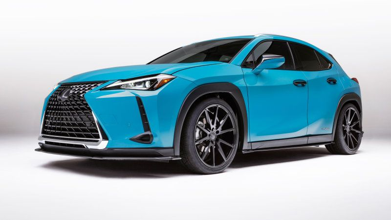 Lexus Trademark Ux300e Could Signal Future Electric Vehicle