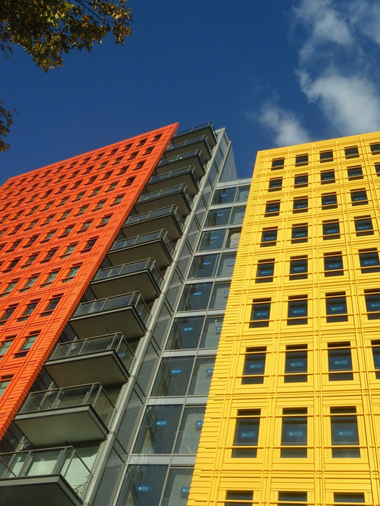 Recent Renzo Piano designed development