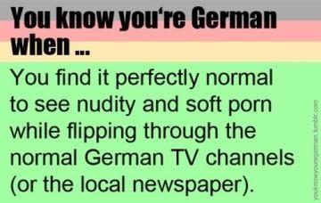 Photo of 29 alltägliche Dinge, die uns Deutsche essenziell von Amerikanern unterscheiden