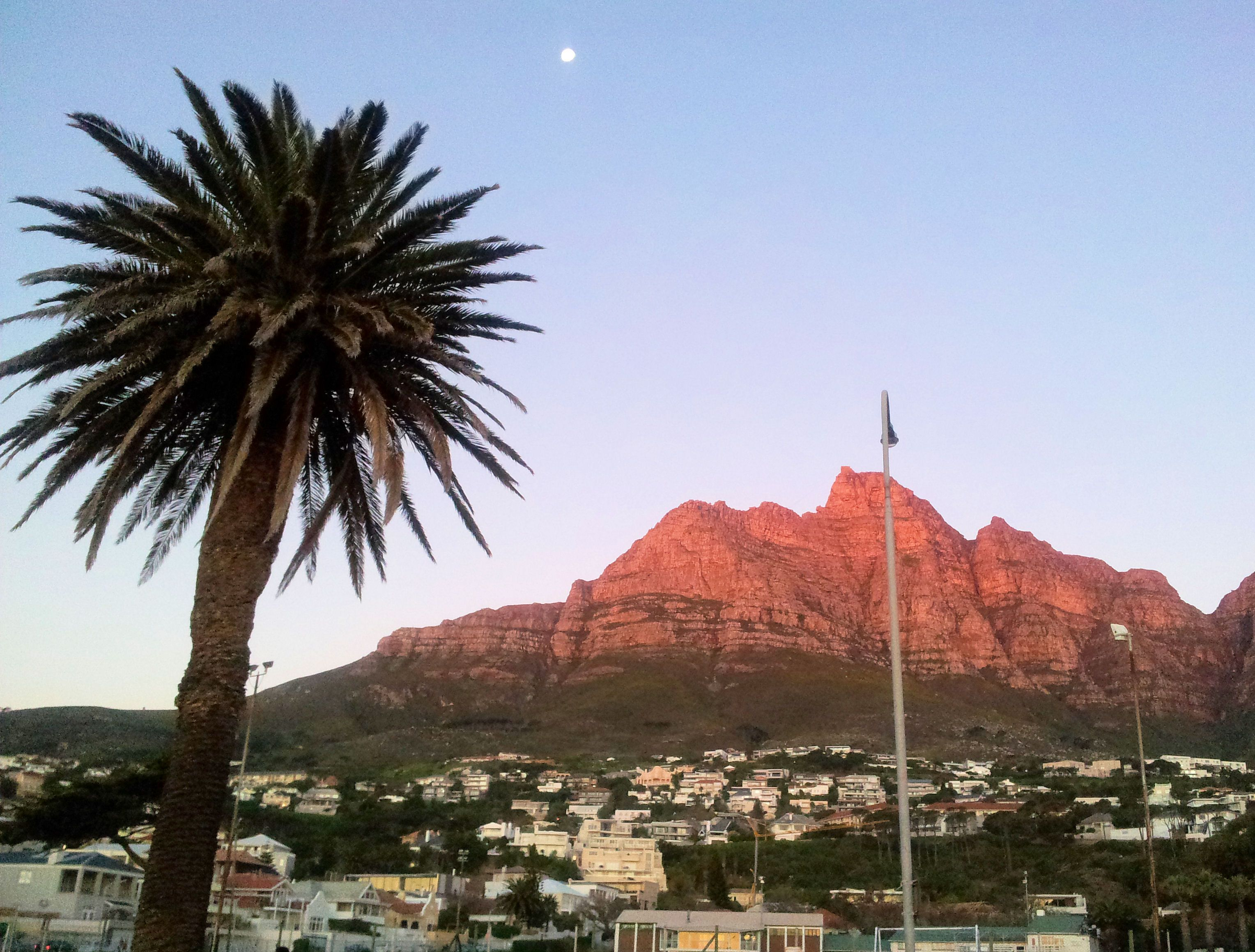 Camps Bay, Cape Town South Africa