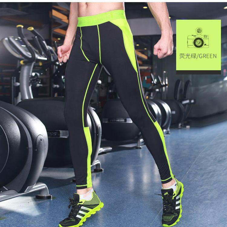 5fb0f34d13 The best performance tights gym leggings men | alibaba | Gym ...