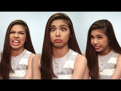 How Many Faces Can Maine Mendoza Make In 30 Seconds?