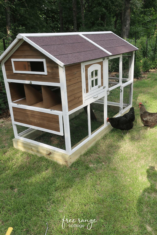 Diy Chicken Coop Kit Build Chicken Diy Diy Chicken Coop Easy