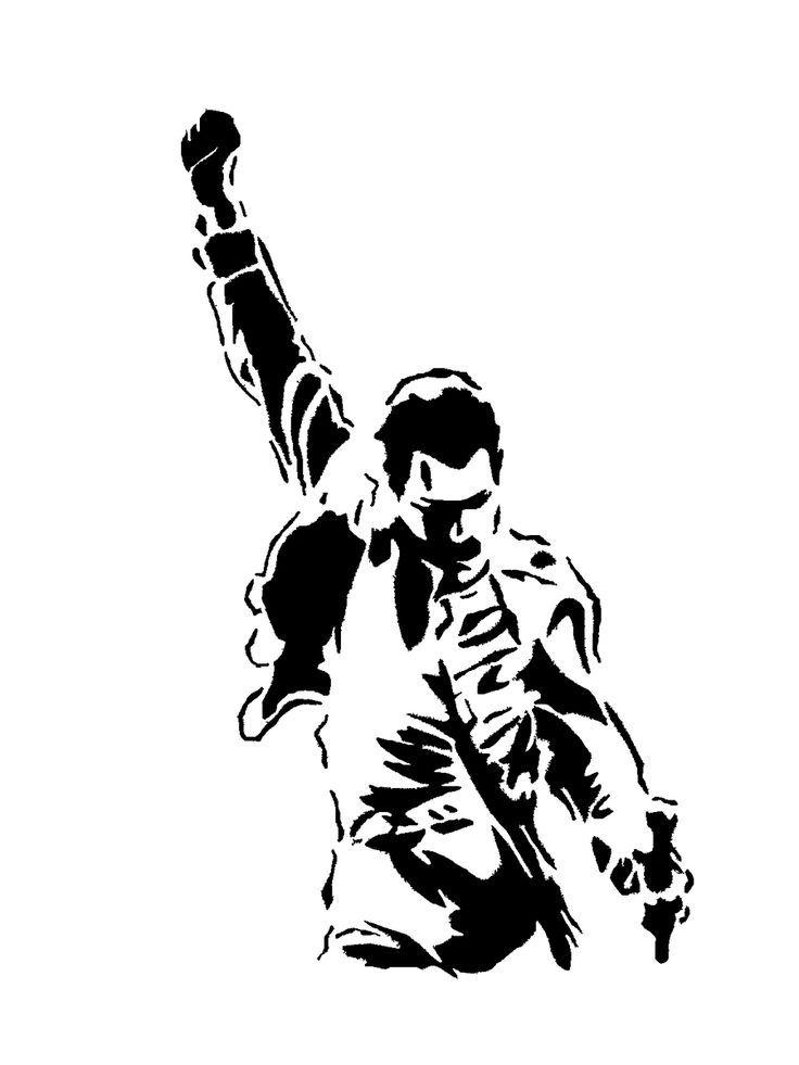 Freddie Mercury Queen In 2019 K 246 Nigin Tattoo K 246 Nigin
