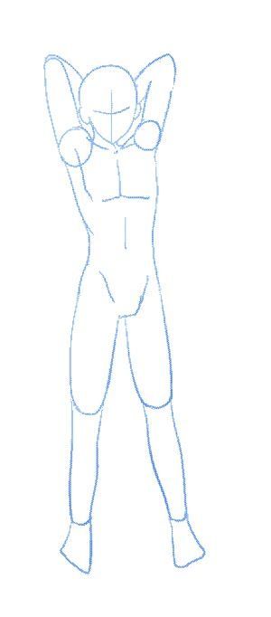 Anime Pose Reference Blog Poses Male Arms Back Anime Poses Reference Anime Poses Drawings