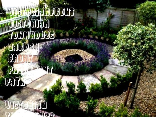 Photo of #victorianfront #victorian #townhouse #garden #front#front#frontfront
