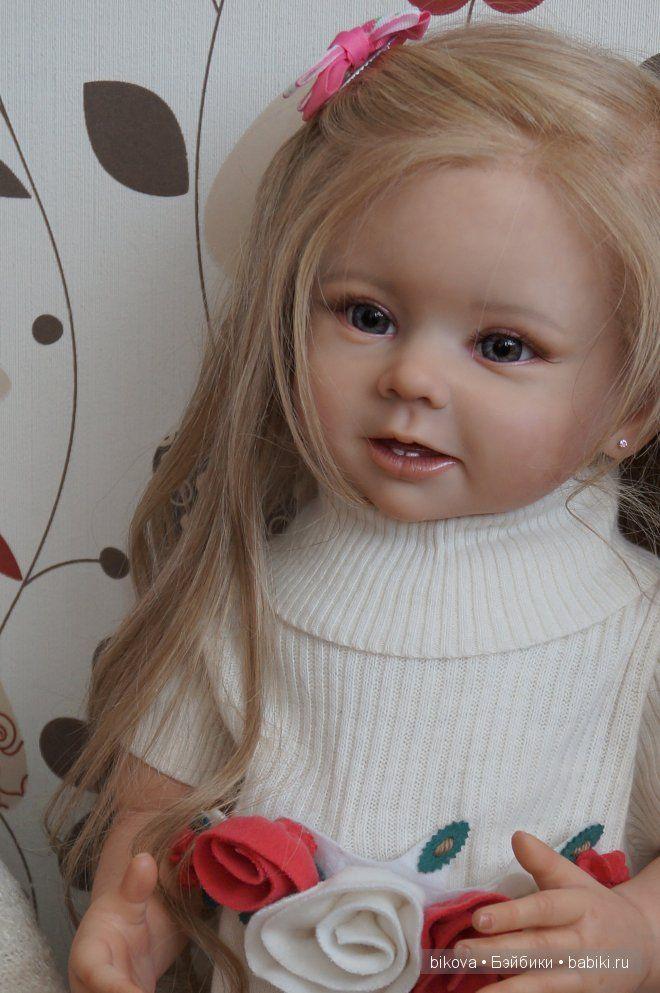 Элиза весенний лучик .кукла реборн Натальи Кудрявцевой / Куклы Реборн Беби - фото, изготовление своими руками. Reborn Baby doll - оцените мастерство / Бэйбики. Куклы фото. Одежда для кукол