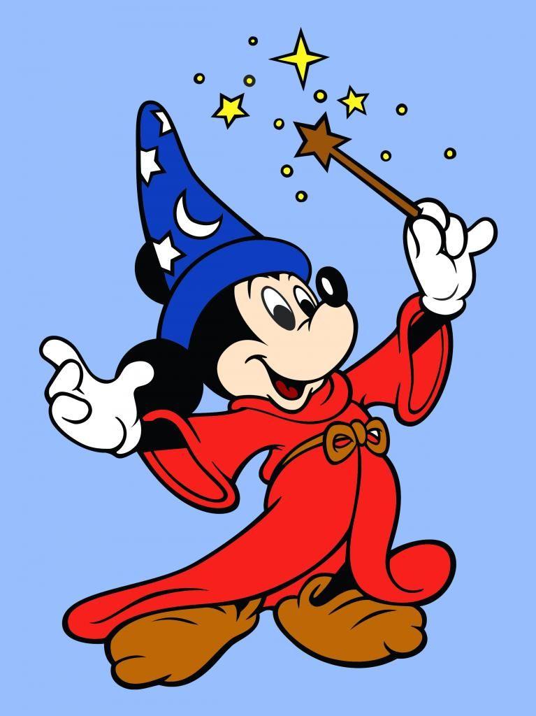 Sorcerer Mickey 画像あり ゆるいイラスト ソーサラー イラスト