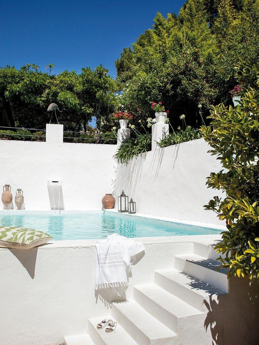 Außergewöhnlich Kleine Pools Für Kleine Gärten Referenz Von Leben, Häuser Mit Pool, Schwimmteich, Schwimmen, Und