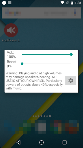 Pin by jose a on Download android games Volume Booster