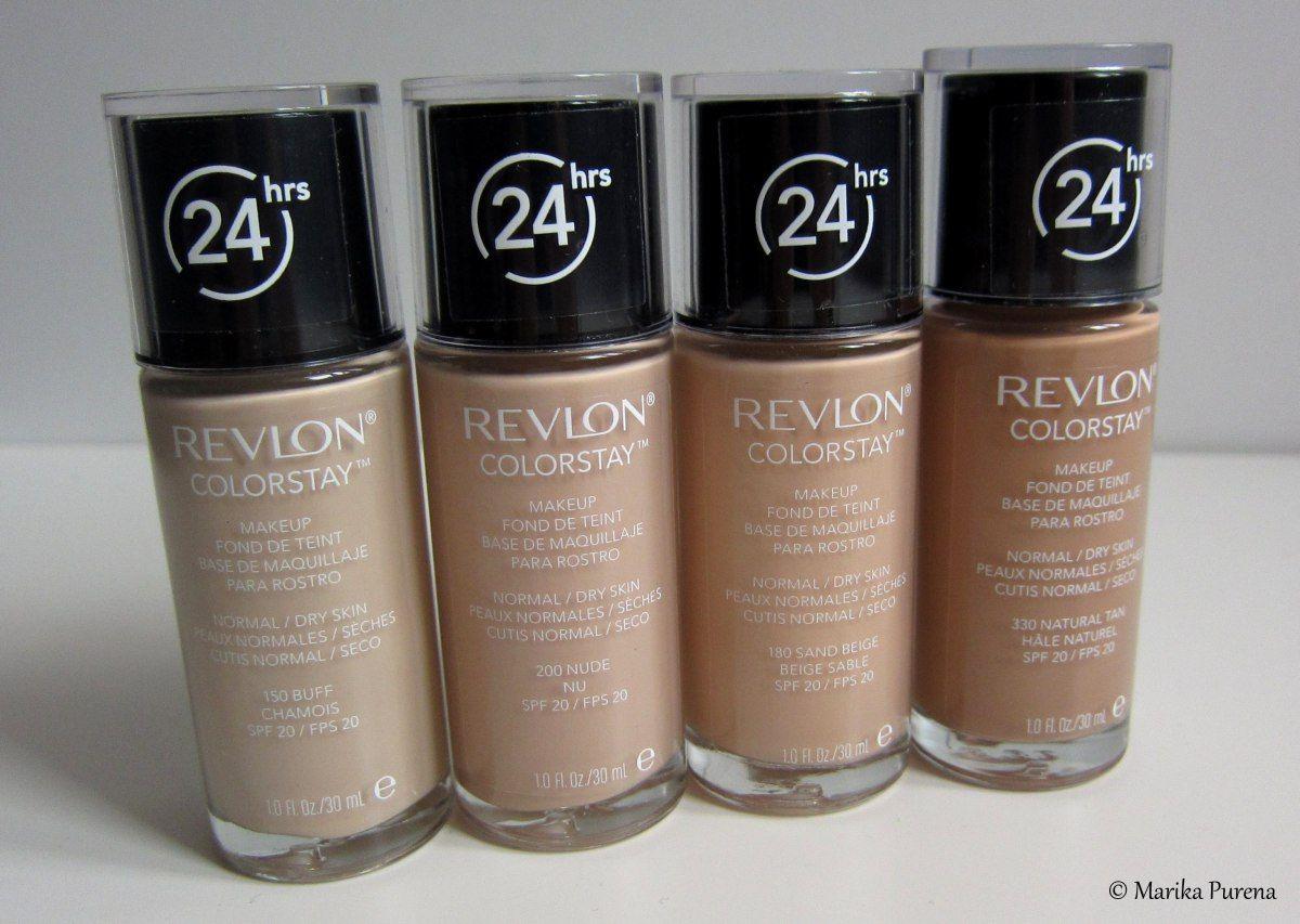 Revlon Colorstay Foundation | Revlon colorstay foundation