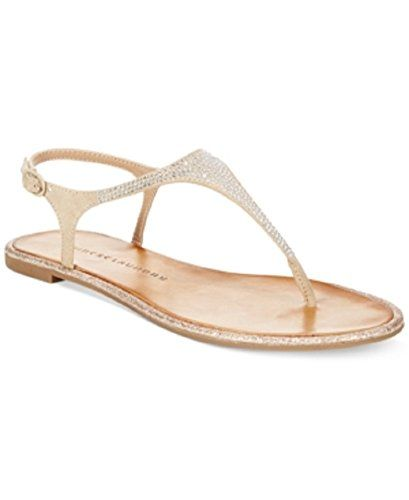 Thong 7m Glam Chinese Sandals Shoes Beige Laundry Flat Womens Rock rsBhdCotxQ