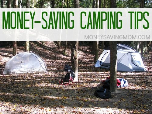 Photo of Money-Saving Camping Tips