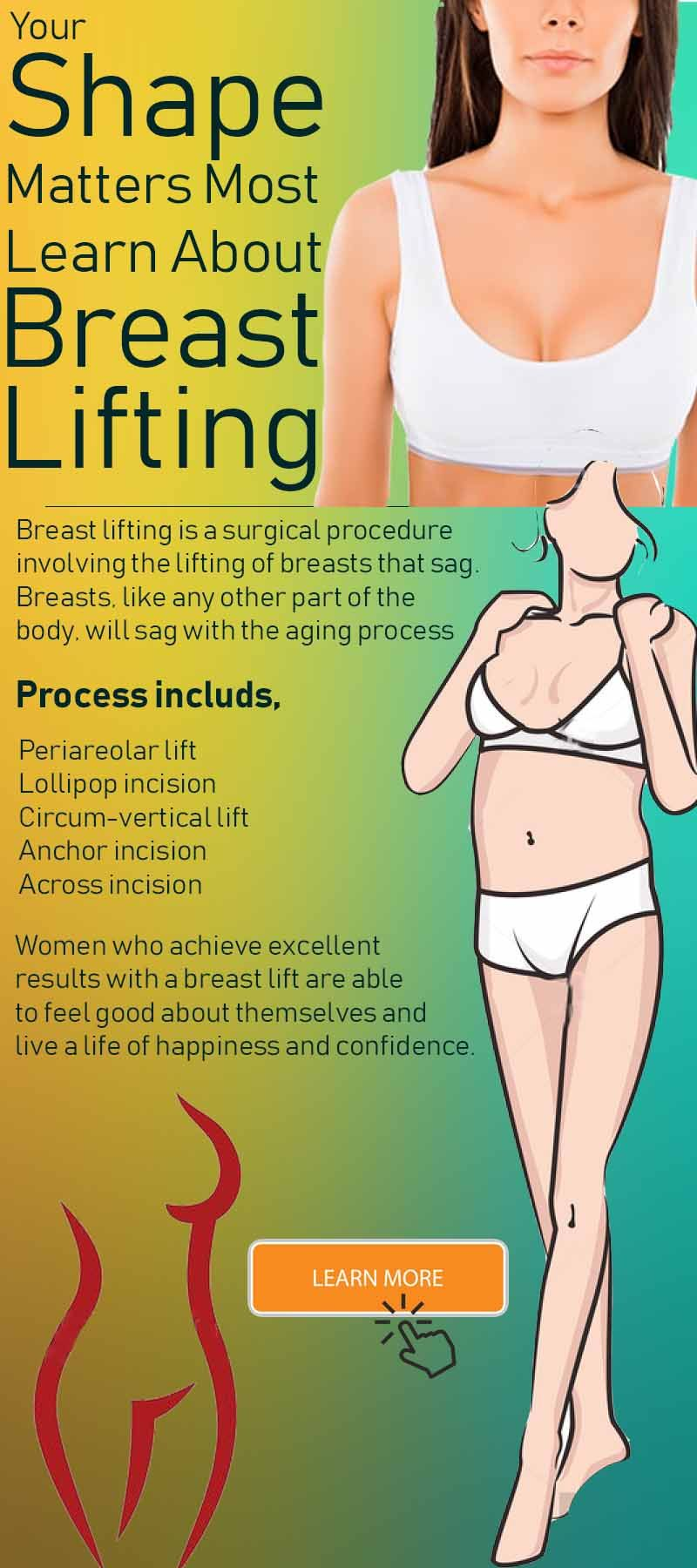 Breast Lift New Jersey: Breast lift is an ideal surgery to firm up ...
