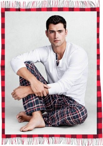 Sean-Opry-HM-Loungewear-2014