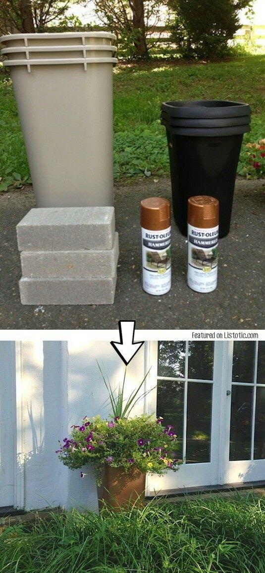 Pingl par kelcie rogers sur diy indoor gardening for Amenagement jardin diy