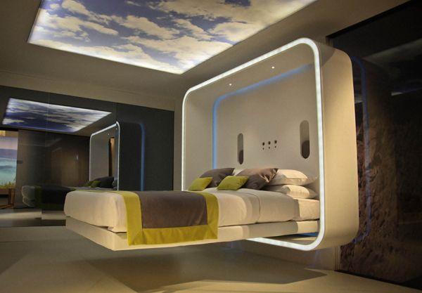Letto Sospeso.Letto Sospeso Home Design Decor Home Bedroom