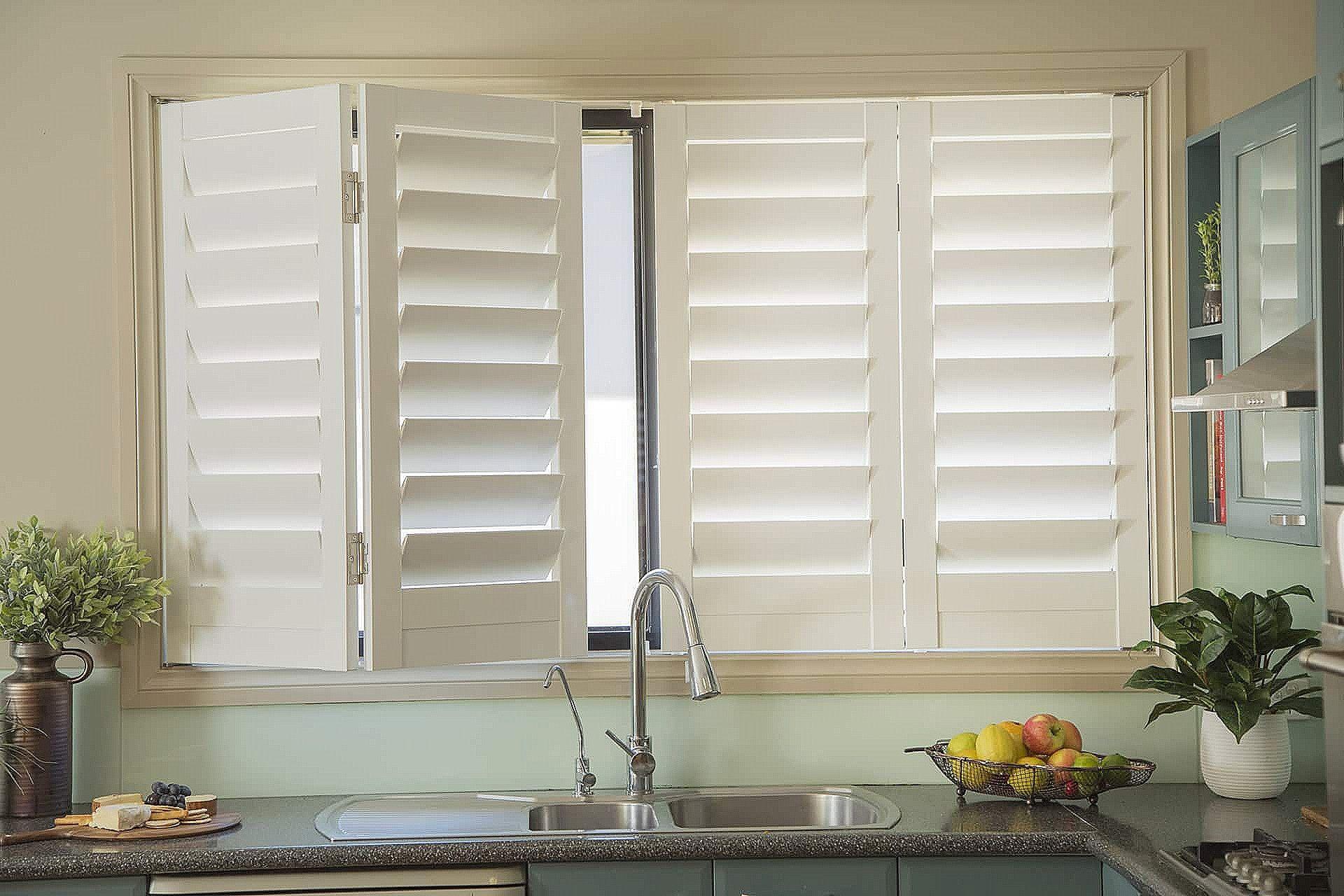 Kitchen Window Shutters Luxury Plantation Window Blinds Ideas