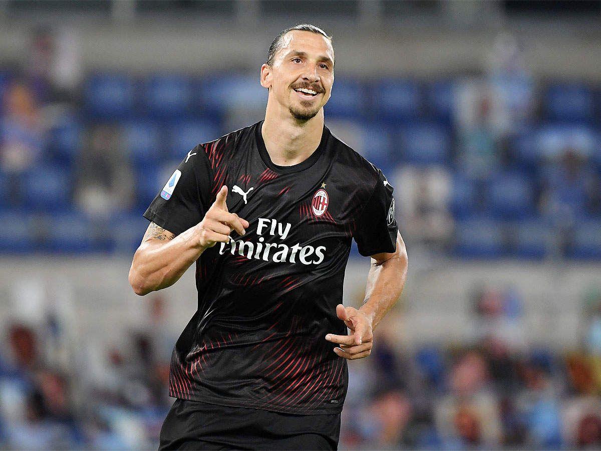 Ibrahimovic on target as Milan severely dent Lazio title