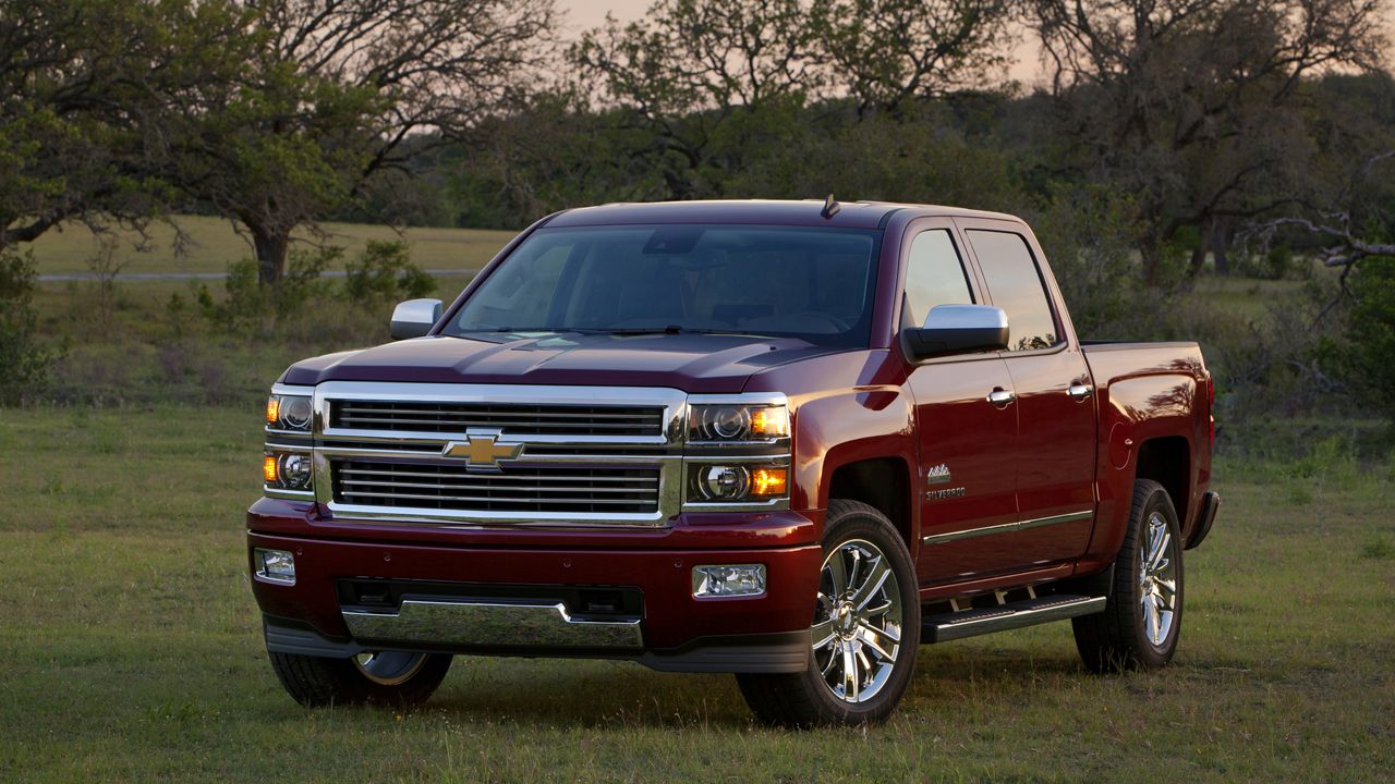 The High Country Package Cushions Up The 2014 Silverado General