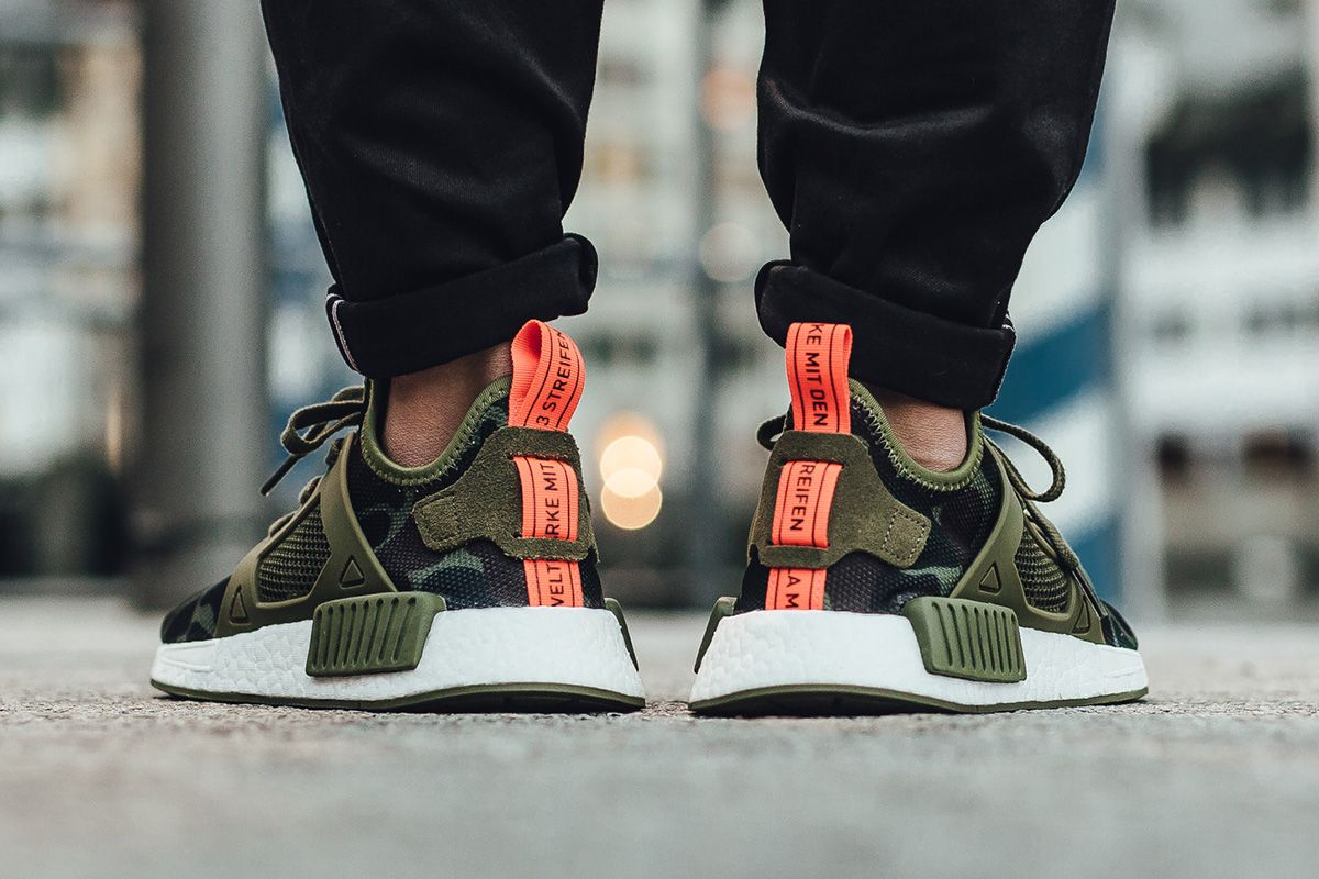 "newest 3dd5d 03dfe adidas NMD XR1 ""Duck Camo"" Pack"