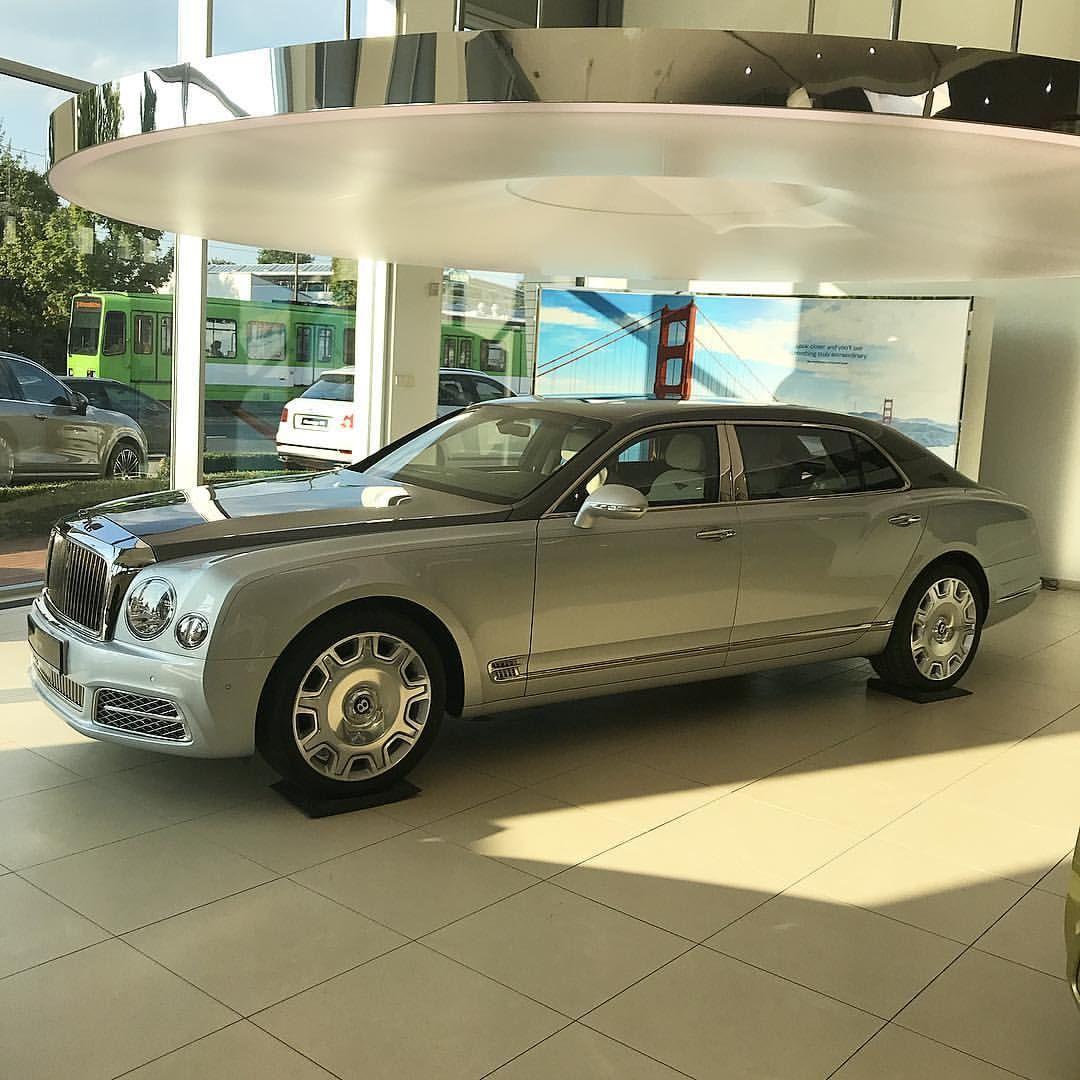 Bentley Interior Luxury Car: Bentley Mulsanne, Bentley