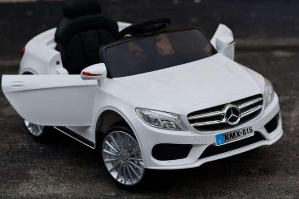 Safety Features Adjustable Seat Belt Parenting Remote Controller And High Doors Interior Exquisitely Detail Parts Horn And Eng Car Mercedes Benz Mercedes