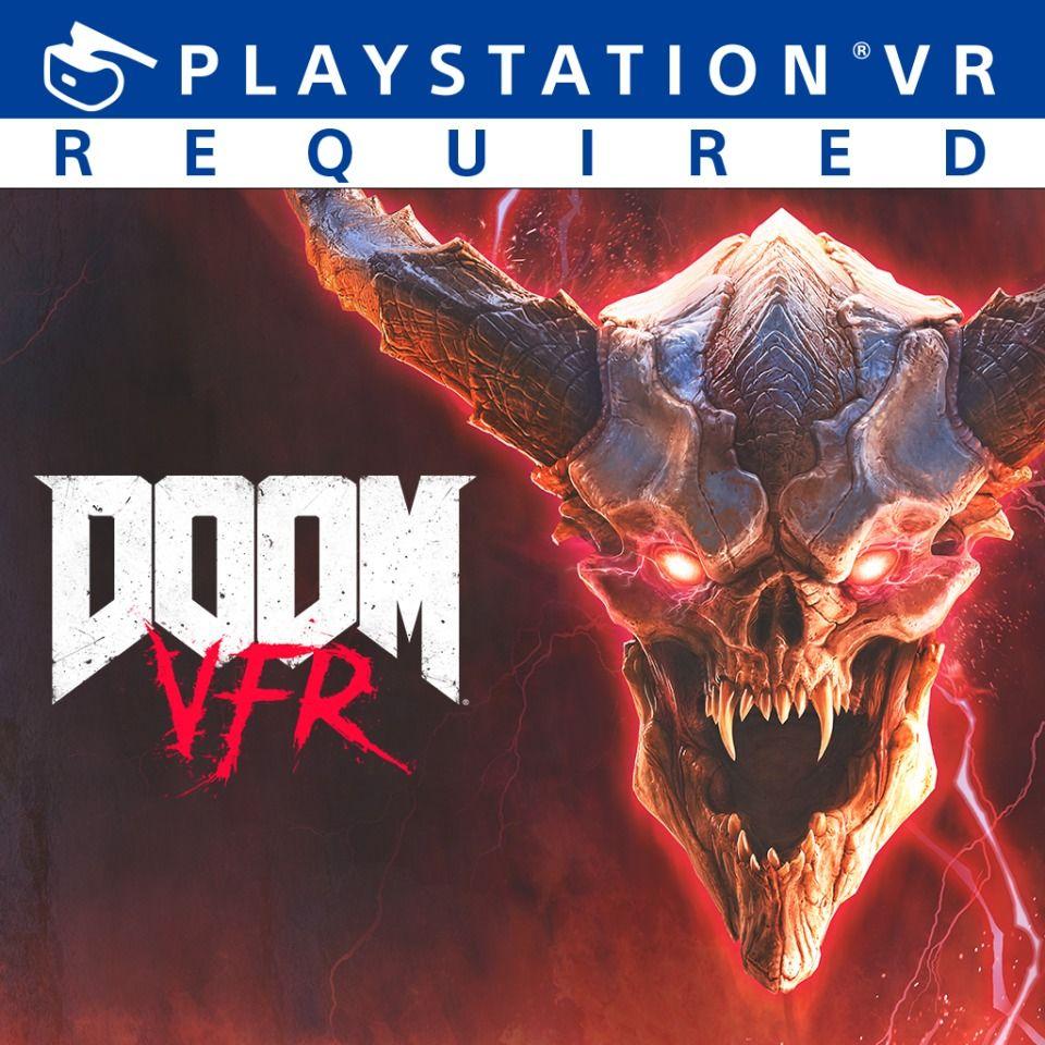 DOOM® VFR on PS4   Official PlayStation™Store UK   black