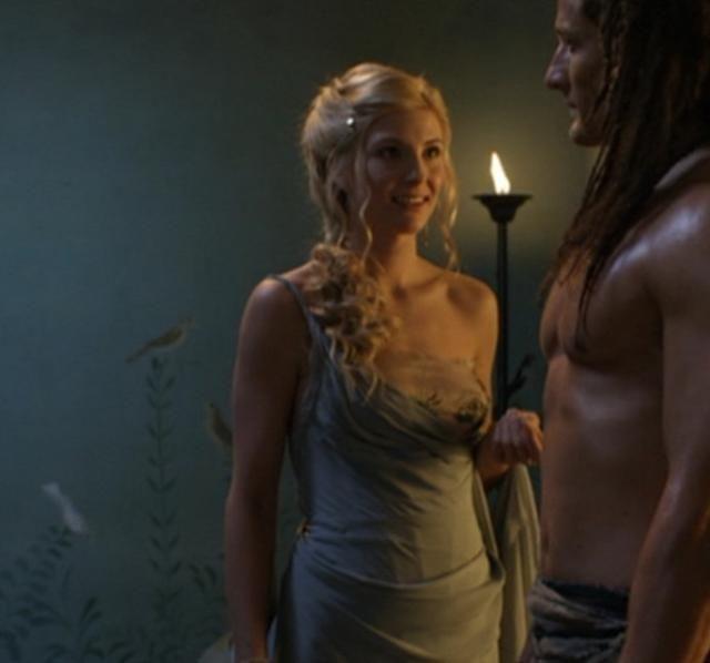 Sex viva bianca scene spartacus